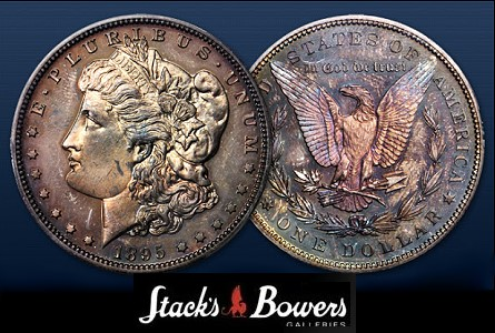 The King of Morgan Dollars Holds Court in the Stacks Bowers May 2013 New Orleans ANA Auction Event