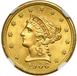 1906 250 ngc68 Opportunity Knocks In Golden State Trio Of Early June Auctions A Gold Mine For Collectors