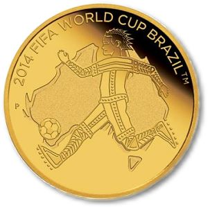 FIFA May 2013 Product Releases from The Perth Mint