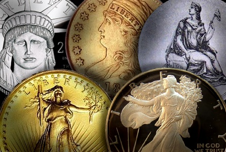 LIberty+designs The Coin Analyst: American Liberty Circulating Commemorative Proposal Aims to Revitalize Modern American Coinage