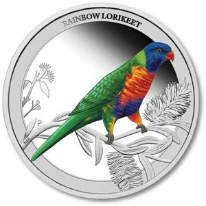 Rainbow May 2013 Product Releases from The Perth Mint