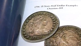 "New Book by Jon Amato ""The Draped Bust Half Dollars of 1796-1797″. VIDEO: 4:28."