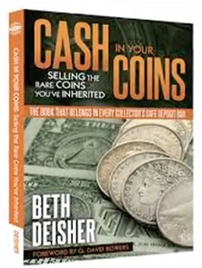 book beth cash in Whitman Releases New Book Cash in Your Coins Written by Beth Deisher. VIDEO