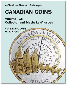canadian coin book expo New Books: Canadian Coins Vol 2 Collector & Maple Leaf Issues