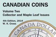 New Books: Canadian Coins Vol 2 Collector & Maple Leaf Issues