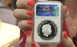 Cool Coins & Currency CSNS 2013. VIDEO: 7:50