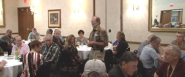 EAC 2013 Coin Convention Reception and Opening Remarks. VIDEO:  6:08