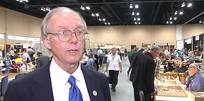Kevin Foley Talks About the 2013 CSNS Convention in Schaumburg, Illinois. VIDEO