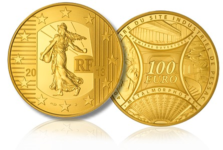 french 100euro gold The Coin Analyst: Should the U.S. Mint Sell Precious Metal Coins at Face Value?