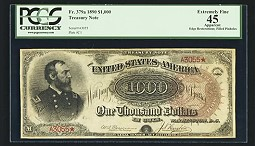 "Spectrum Numismatics Buys $1000 ""Grand Watermelon"" for $1.527 Million in Heritage Sale. VIDEO: 4:36"