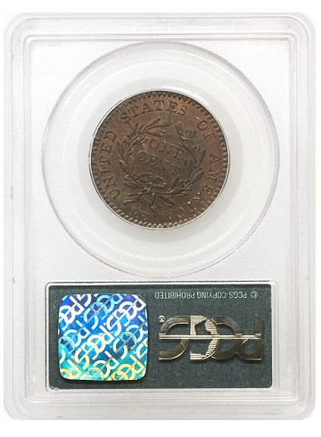 ha csns 2013 1794 1c rev Coin Rarities & Related Topics: The Best Eliasberg 1794 cent, which has been in several Epic Coin Collections