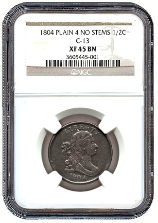 halfcent ngc Coin Rarities & Related Topics: U.S. coins for less than $500 each, Part 1; Copper