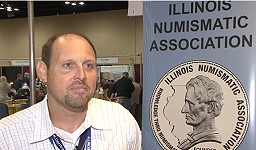 Illinois Numismatic Association State Organization for Coin Collectors. VIDEO: 2:25