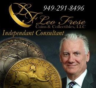 leo banner Frese Brings New Business Model to Coin Industry