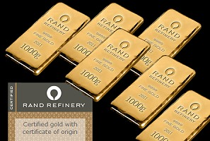 Rand gold refinery