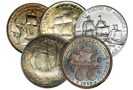 The Great Ships of American Coinage