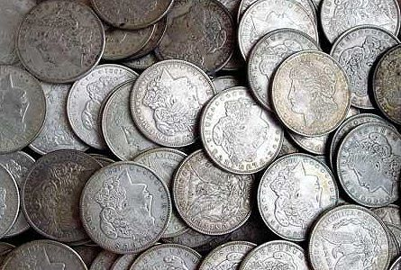 silver dollars group SILVER 101   CHECK THOSE SILVER DOLLAR PREMIUMS
