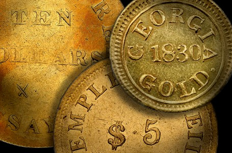 Coin Rarities & Related Topics: The Southern Gold Rush, the Seymour Collection, and Templeton Reid