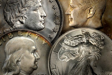 50c group Coin Rarities & Related Topics: Inexpensive 20th Century Half Dollars for Beginners