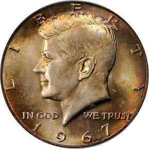 50c ken obv Coin Rarities & Related Topics: Inexpensive 20th Century Half Dollars for Beginners