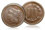 Counterfeit Coin Detection: Spark-Erosion 1874 Three Cent Nickel Die Trial