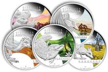 June 2013 Product Releases from The Perth Mint