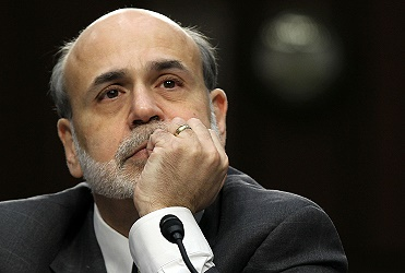 bernanke listen Tug of War in Gold and Silver... Blame Bernanke for Recent Volatility