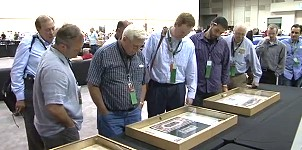 Unique Alaska Discovery Bank Note on Display at Memphis Paper Money Show. VIDEO: 5:48.