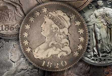 budget quarters Coin Rarities & Related Topics: U.S. coins for less than $500 each, Part 3; Quarters