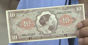 Cool Currency! Memphis Paper Money Show 2013. VIDEO
