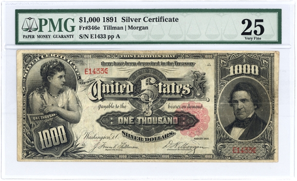 fr346e PMG Certified Note Sells for Record $2.6 Million