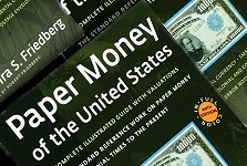 20th Edition of Friedberg's Paper Money of United States Marks Publication's 60th Anniversary