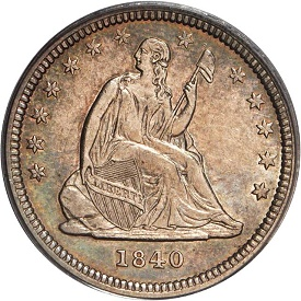 gr25 3 Coin Rarities & Related Topics: U.S. coins for less than $500 each, Part 3; Quarters