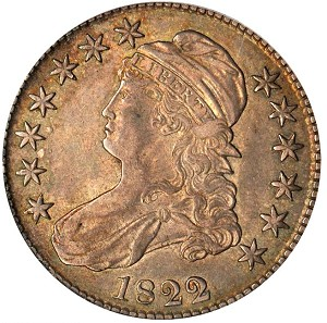 gr 50c 3 Coin Rarities & Related Topics: Coins for less than $500 each, Part 4; Bust Half Dollars