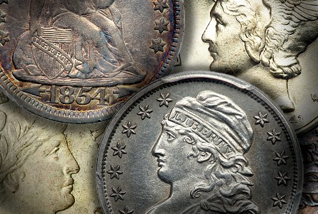 Coin Rarities & Related Topics: U.S. coins for less than $500 each, Part 2; Dimes