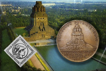 iapn leipzig International Association of Professional Numismatists (I.A.P.N.) holds  62nd General Assembly in Leipzig Germany