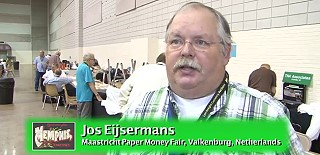 jos ipms News From Maastricht Paper Money Fair, Valkenburg. VIDEO: 2:18.