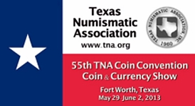 tna flag Texas Numismatic Association Show Video Playlist
