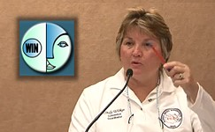 win thumb Women in Numismatics General Meeting CSNS April 2013. VIDEO: 8:28