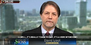 CoinWeek's David Lisot on Fox Business News: Has Gold Found a Bottom?