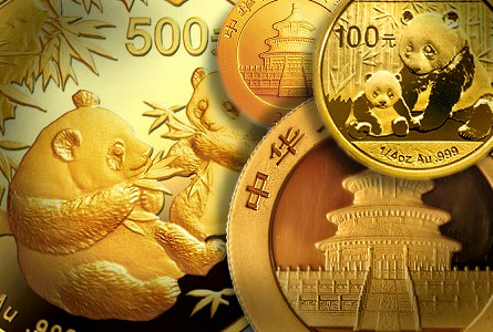 Panda gold sets The Spring 2013 Gold Panda Coins Surge