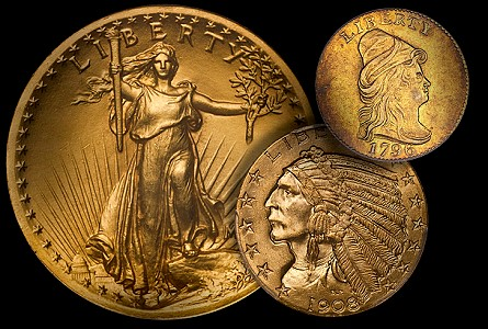 Collecting Strategies: Transitional Gold Coins