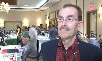 Numismatic Personality: William Gibbs, News Editor, Coin World. VIDEO: 7:41