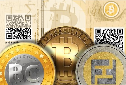 bitcoin Is Bitcoin a Legitimate Alternative Currency to Gold?