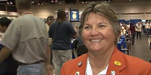Cindy Wibker Talks About the Summer FUN 2013 Coin Convention. VIDEO: 3:24