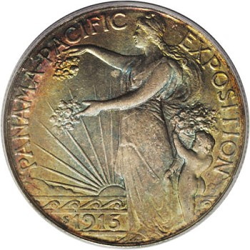The Panama Canal and Pan-Pacific International Exposition  Centennial Act Commemorative Coins Program