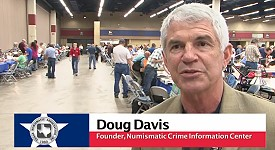 Numismatic Crime Information Center Update. VIDEO: 2:04