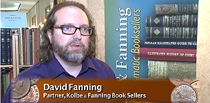 fanning David Fanning Talks About the Importance of a Numismatic Library. VIDEO: 3:35