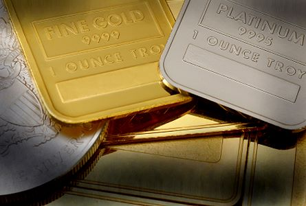 gold platinum No wonder high prices for collectibles – an abundance of  FIAT money.....?