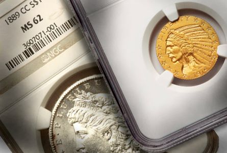 Summer FUN is a strategic opportunity; NGC Coins & Early Type Gets Boost